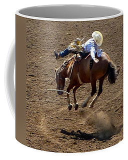 Rodeo Time Bucking Bronco 2 Coffee Mug