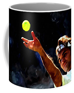 Roger Federer Tennis 1 Coffee Mug
