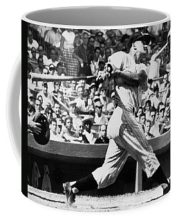 Roger Maris Hits 52nd Home Run Coffee Mug