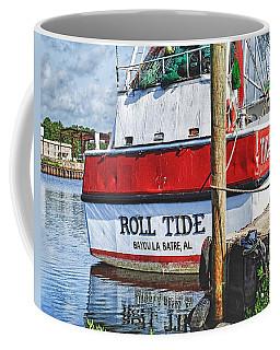 Roll Tide Stern Coffee Mug