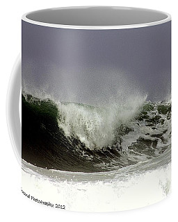 Rolling In The Deep Coffee Mug by Debra Forand