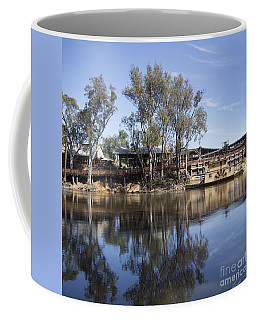 Rolling On The River Coffee Mug