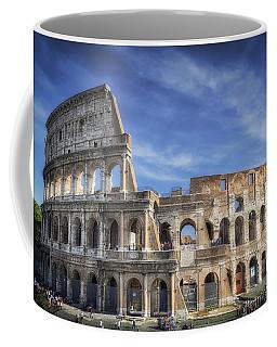 Roman Icon Coffee Mug by Joan Carroll