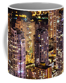 Coffee Mug featuring the photograph Romance In Yaletown Mcdxxxi by Amyn Nasser