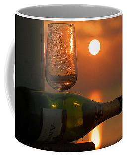 Coffee Mug featuring the photograph Romance by Leticia Latocki