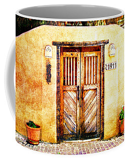 Romance Of New Mexico Coffee Mug