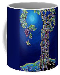 Romance On The Vine Coffee Mug by Sandi Whetzel