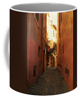 Romano Cartolina Coffee Mug by Micki Findlay