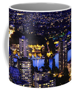 Coffee Mug featuring the photograph Romantic Kits Beach - Mdxxxviii by Amyn Nasser