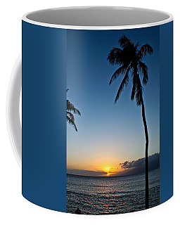 Romantic Maui Sunset Coffee Mug by Joann Copeland-Paul