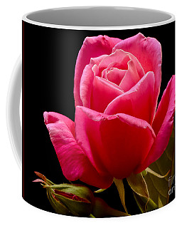 Coffee Mug featuring the photograph Romantic by Nick  Boren