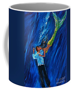 Romantic Rescue Coffee Mug