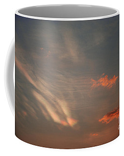 Romantic Sky Coffee Mug by Kiran Joshi