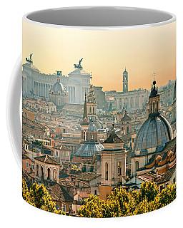 Rome - Italy Coffee Mug by Luciano Mortula