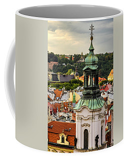 Rooftops Of Prague 1 Coffee Mug
