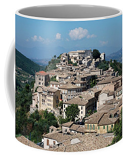 Rooftops Of The Italian City Coffee Mug