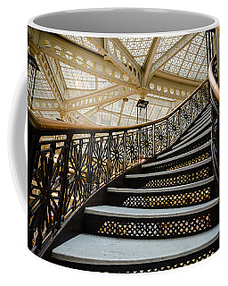 Rookery Building Atrium Staircase Coffee Mug