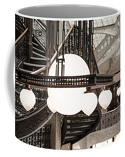 Rookery Building Lights Coffee Mug