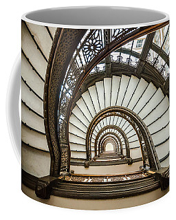 Rookery Building Oriel Staircase Coffee Mug