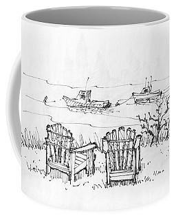 Room For Two Monhegan Island 1993 Coffee Mug