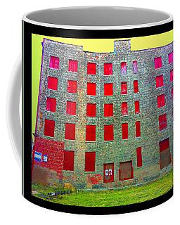 Rooms With No View Coffee Mug