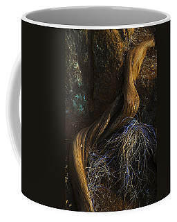 Tree Root Coffee Mug