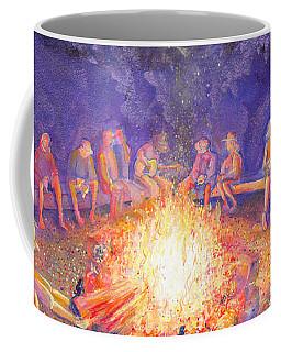 Roots Retreat Campfire Jam Coffee Mug