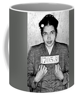 Rosa Parks Coffee Mug