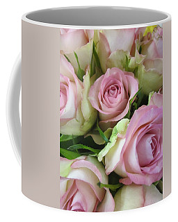 Rose Bed Coffee Mug