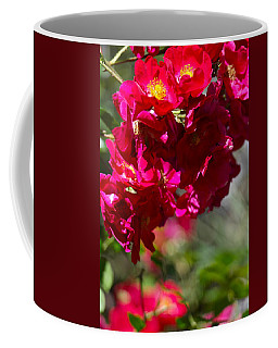 Coffee Mug featuring the photograph Rose Bouquet by Michele Myers