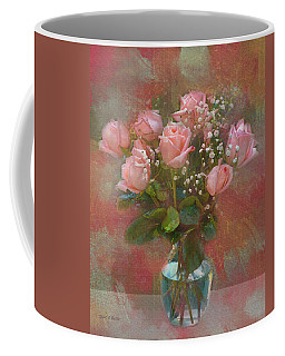 Rose Bouquet Coffee Mug