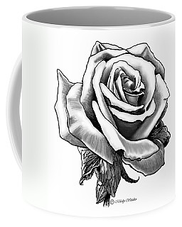 Rose Created For Canvas Comforts Coffee Mug