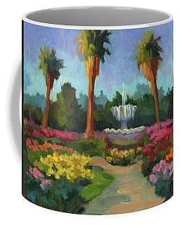 Rose Garden Coffee Mug