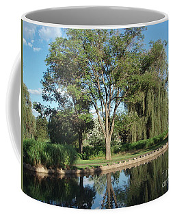 Coffee Mug featuring the photograph Rose Garden  by Jeannie Rhode