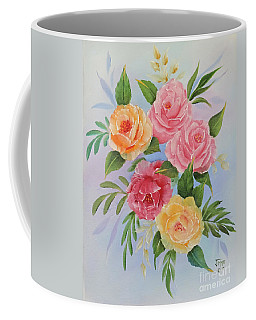 Rose Gathering Coffee Mug
