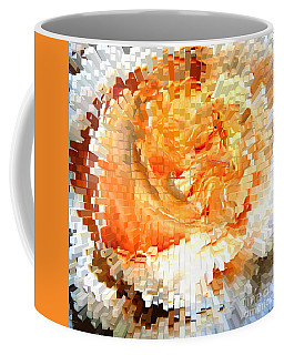 Rose In Bloom Coffee Mug