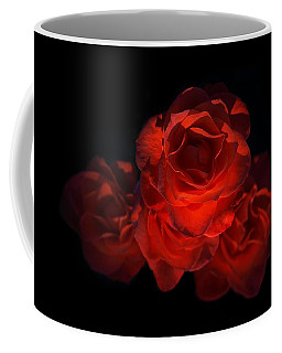 Coffee Mug featuring the photograph Rose Three by David Andersen