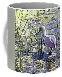 Roseate Spoonbill IIi Coffee Mug