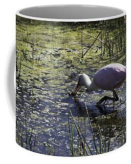 Roseate Spoonbill Ix Coffee Mug