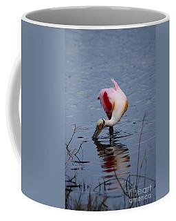 Roseate Spoonbill Twist Coffee Mug