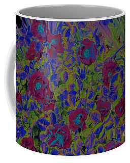 Coffee Mug featuring the photograph Roses By Jrr by First Star Art