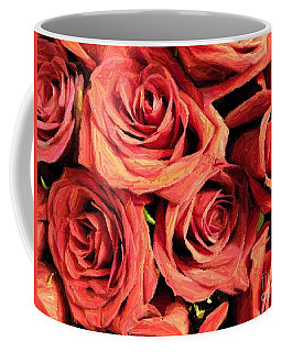 Roses For Your Wall  Coffee Mug