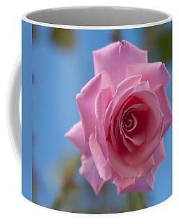 Roses In The Sky Coffee Mug