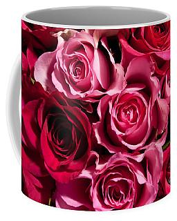 Coffee Mug featuring the photograph Roses by Matt Malloy