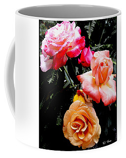 Roses Roses Roses Coffee Mug by James C Thomas
