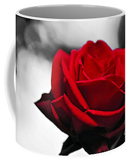 Rosey Red Coffee Mug