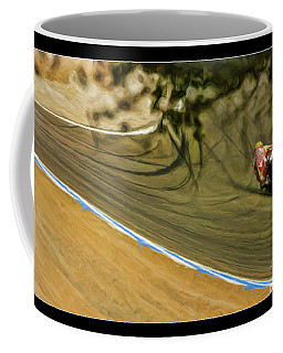 Rossi Though The Trees  Coffee Mug
