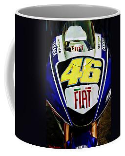 Rossi Yamaha Coffee Mug