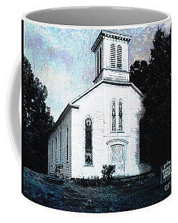 Rossville Church And Cemetery Coffee Mug