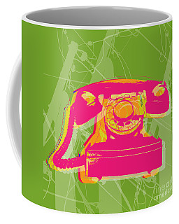 Rotary Phone Coffee Mug
